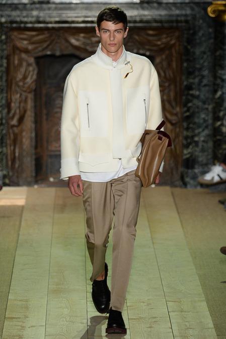 Bei Valentino gibt es Haute Couture für Männer