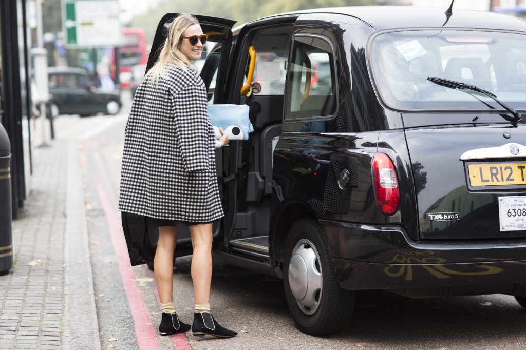 London Fashionweek SS2015, LFW, day 4, elisabeth zu Turn und Taxis