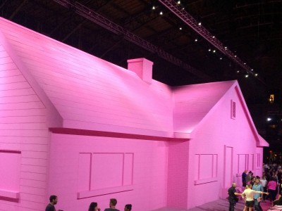"""Drop a House"": Jacobs makes it pink"