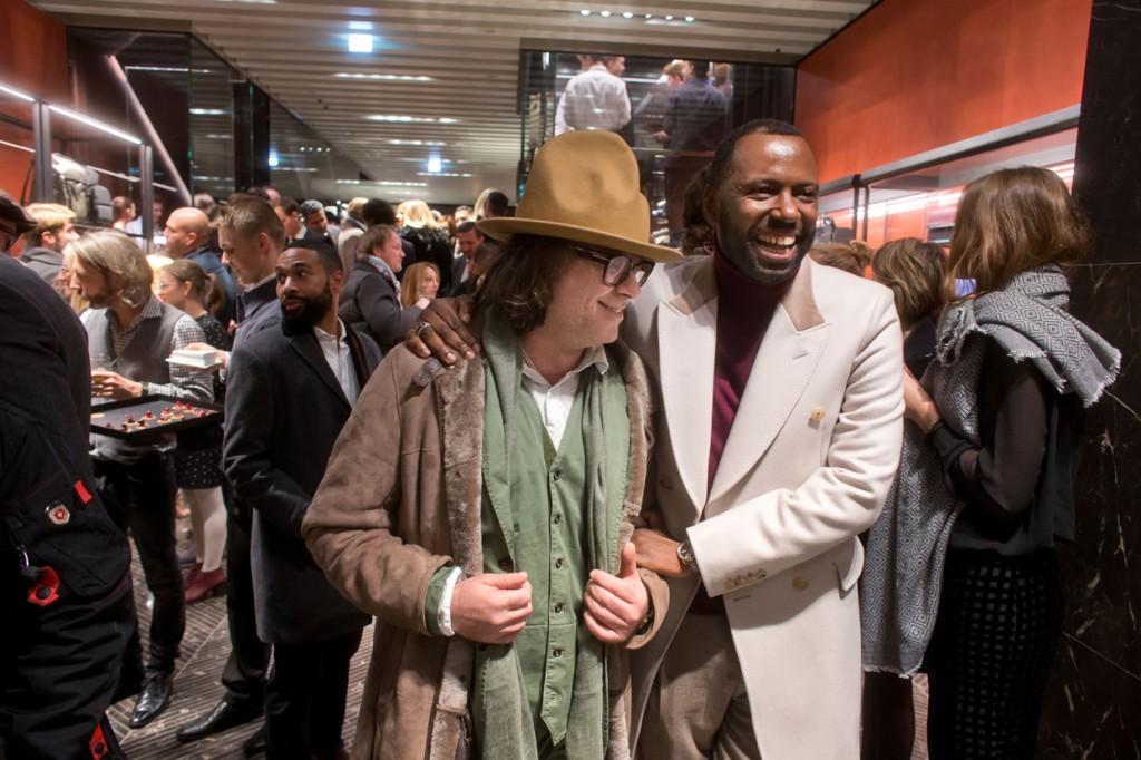 """Prada - Das italienische Luxuslabel eröffnet seinen """"Uomo Store"""" im One Goethe Plaza in Frankfurt."""