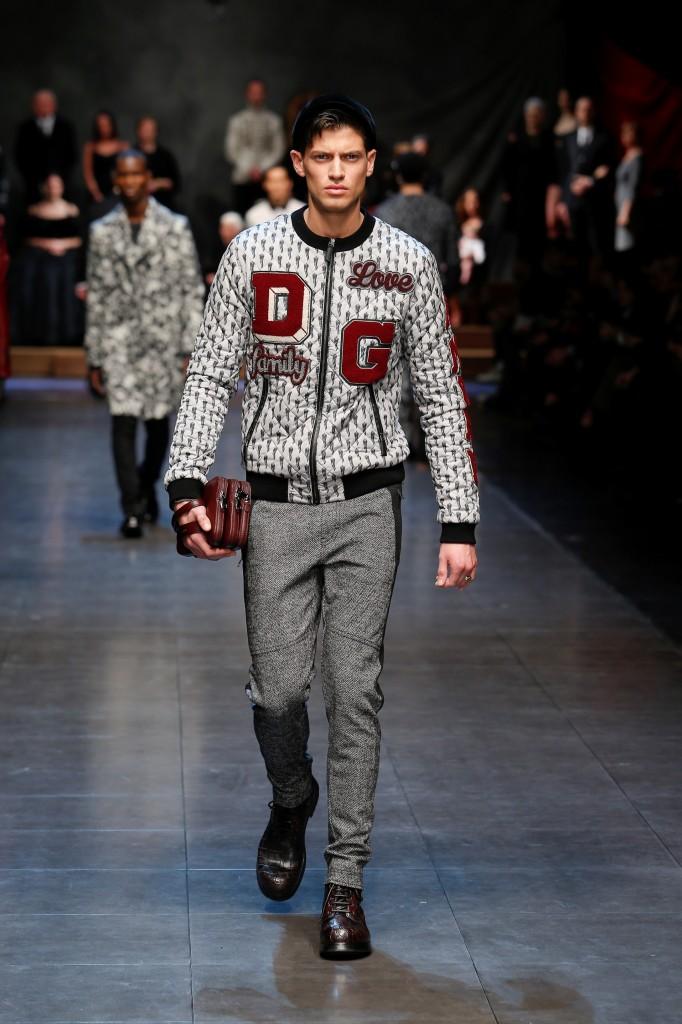 Dolce&Gabbana men shiw FW 2015-16 (7) Dolce & Gabbana