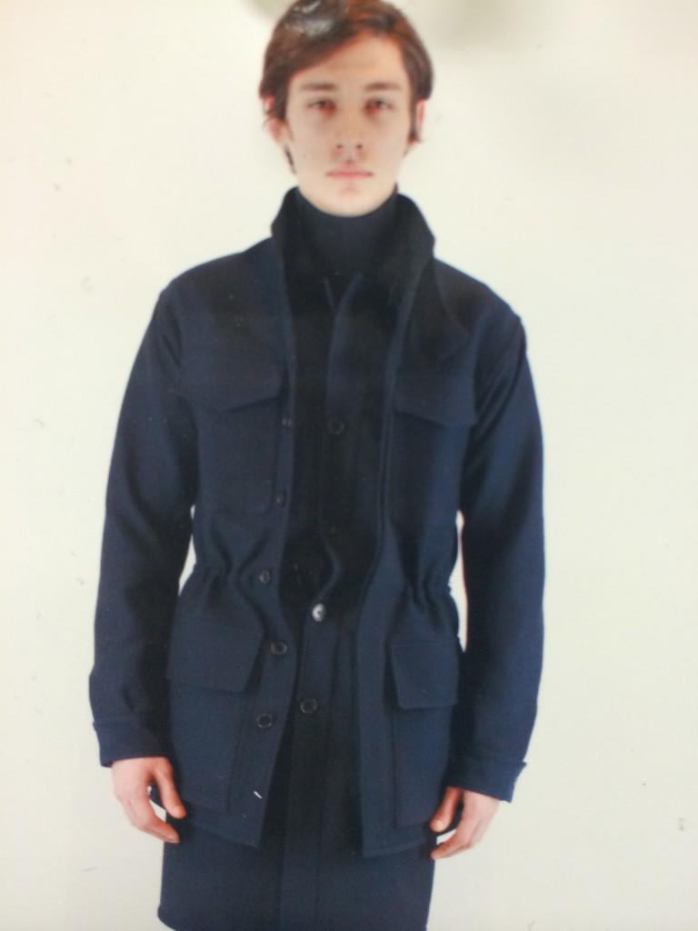 Sleek sportswear Jil Sander