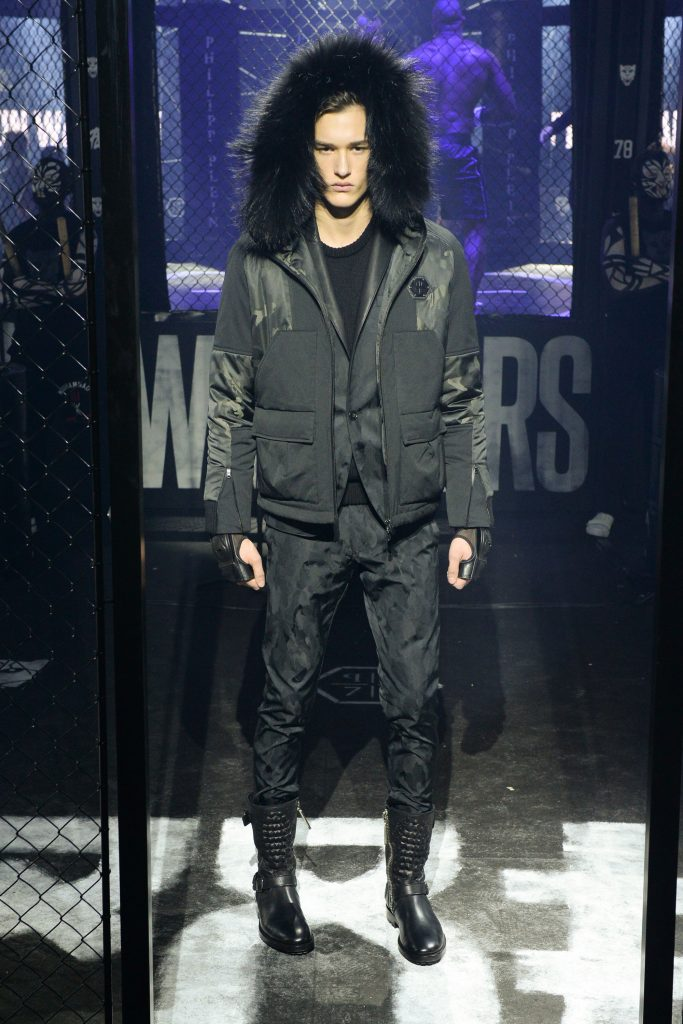 Philipp Plein FW16 Fashion Show Runway