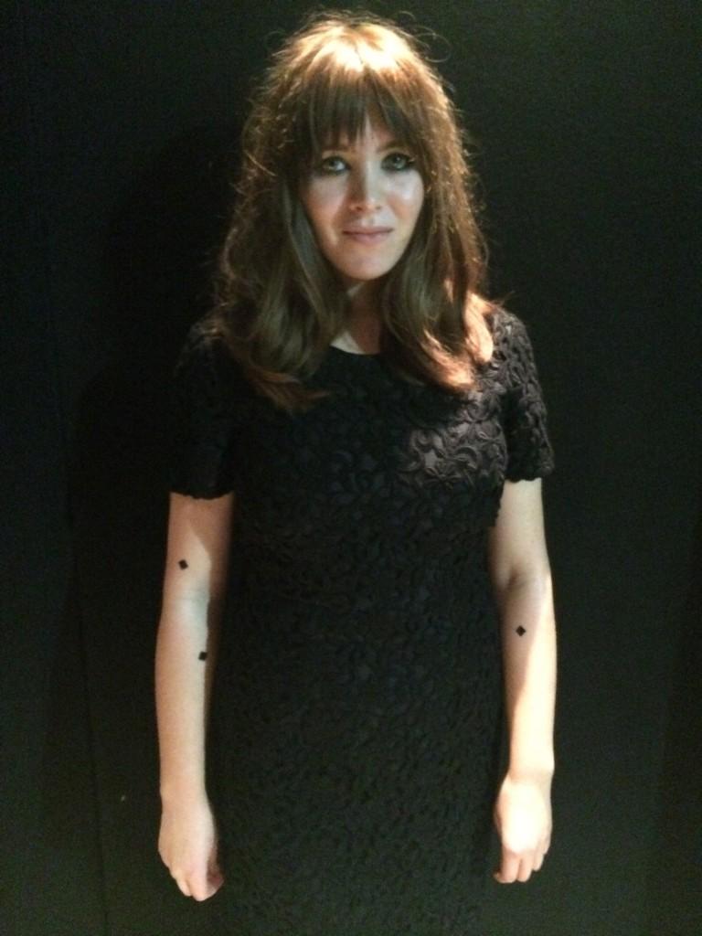 Singer Clare Maguire Burberry Prorsum