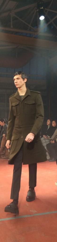 Eisenhower coat by Sarah Burton, Alexander McQueen