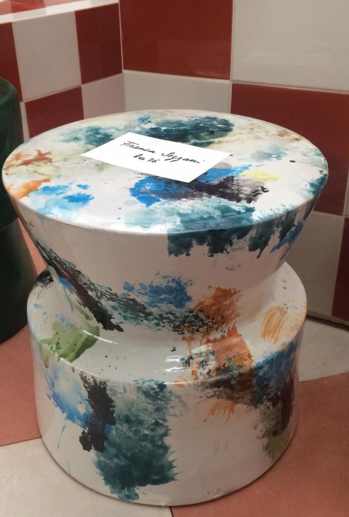 Franca Sozzani's stool