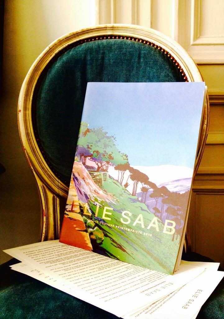 Elie Saab photobook