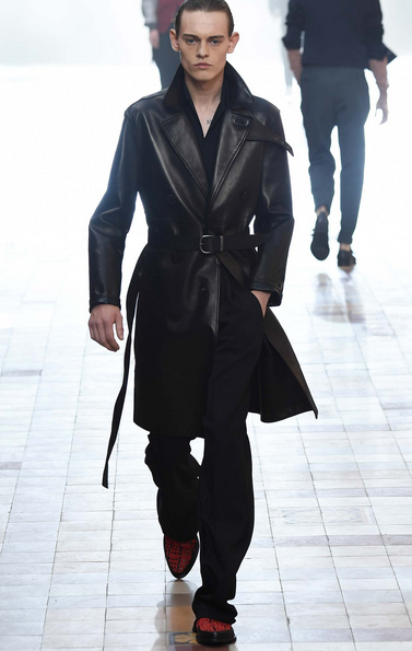 Authorative but oh so cool coat Lanvin