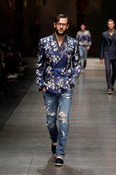 Pajama Jeans Mens