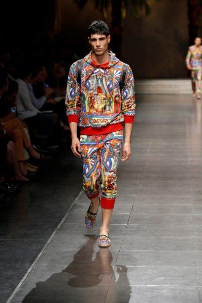 Sicilian altar boy Dolce & Gabbana