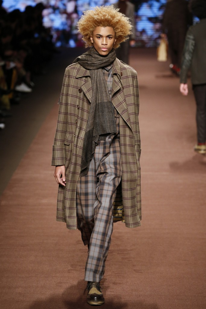 Etro convinced with its casting