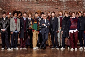 New York Fashion Week Men's Fall 2016