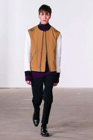 New York Fashion Week Men's Fall 2016