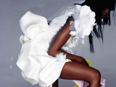 Nick Knight (*1958, Great Britain) Campbell, 2007 © Nick Knight / Courtesy Christophe Guye Galerie