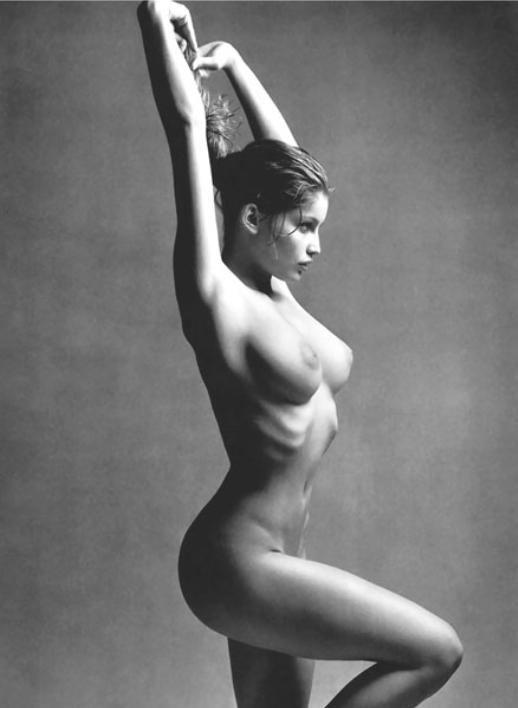 © Patrick Demarchelier, Laetitia, 1997