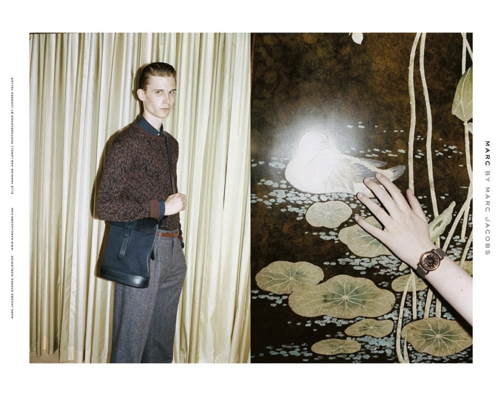 Lowell Tautchin by Juergen Teller for Marc Jacobs