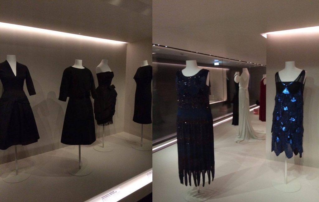 Kunstgewerbemuseum Modegeschichte Ausstellung