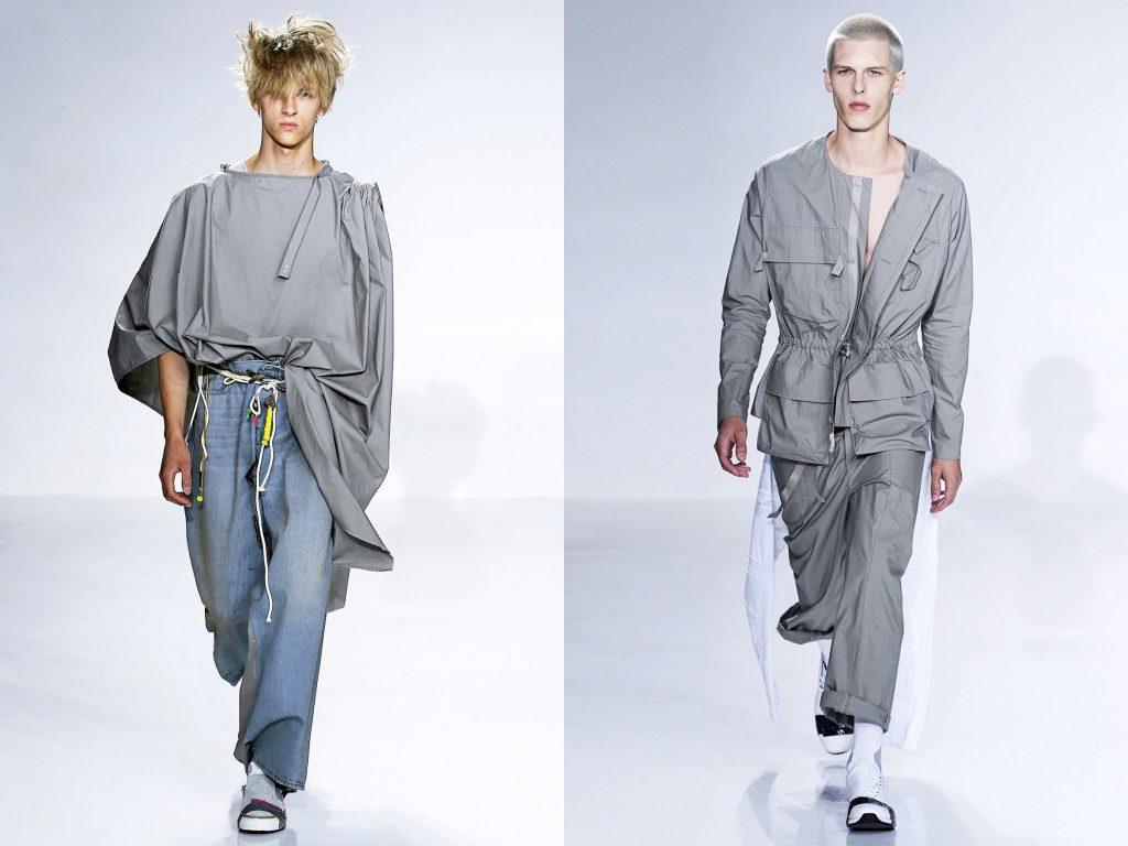 German menswear designer Siki Im conquers New York