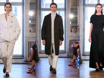 Berlin Fashion Week-SS17 Rene Storck