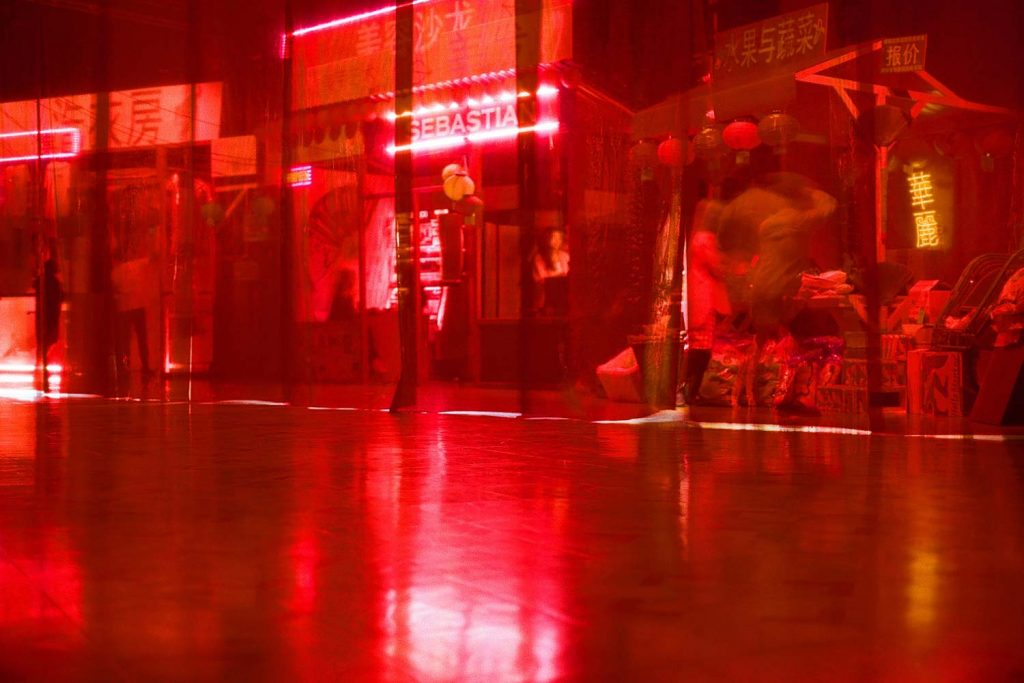 Berliner Modewoche AW17- Backstage William Fan