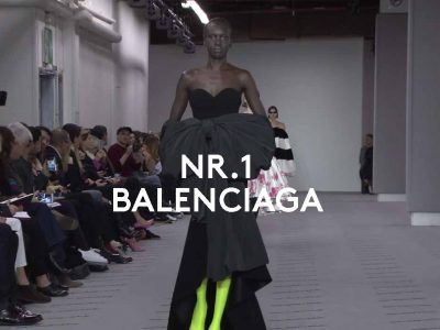 Top Ten Collections Balenciaga