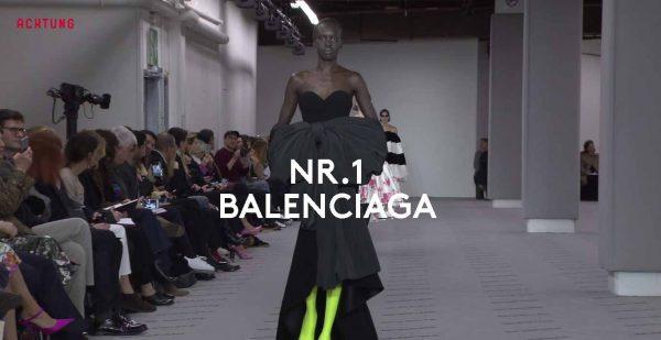 Top Ten Collections Balenciaga