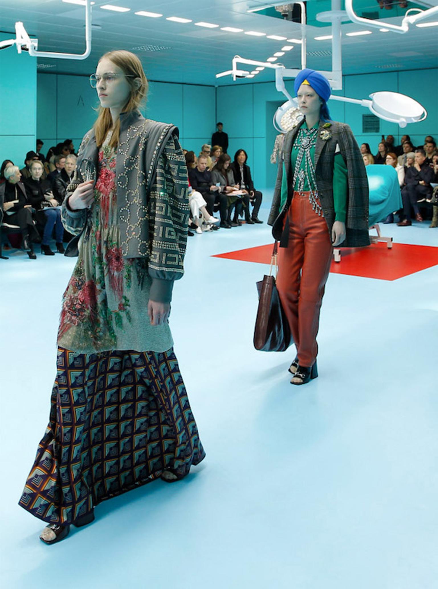 Fashion Week F/W 2018