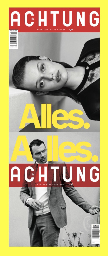 Achtung Banner Widesky