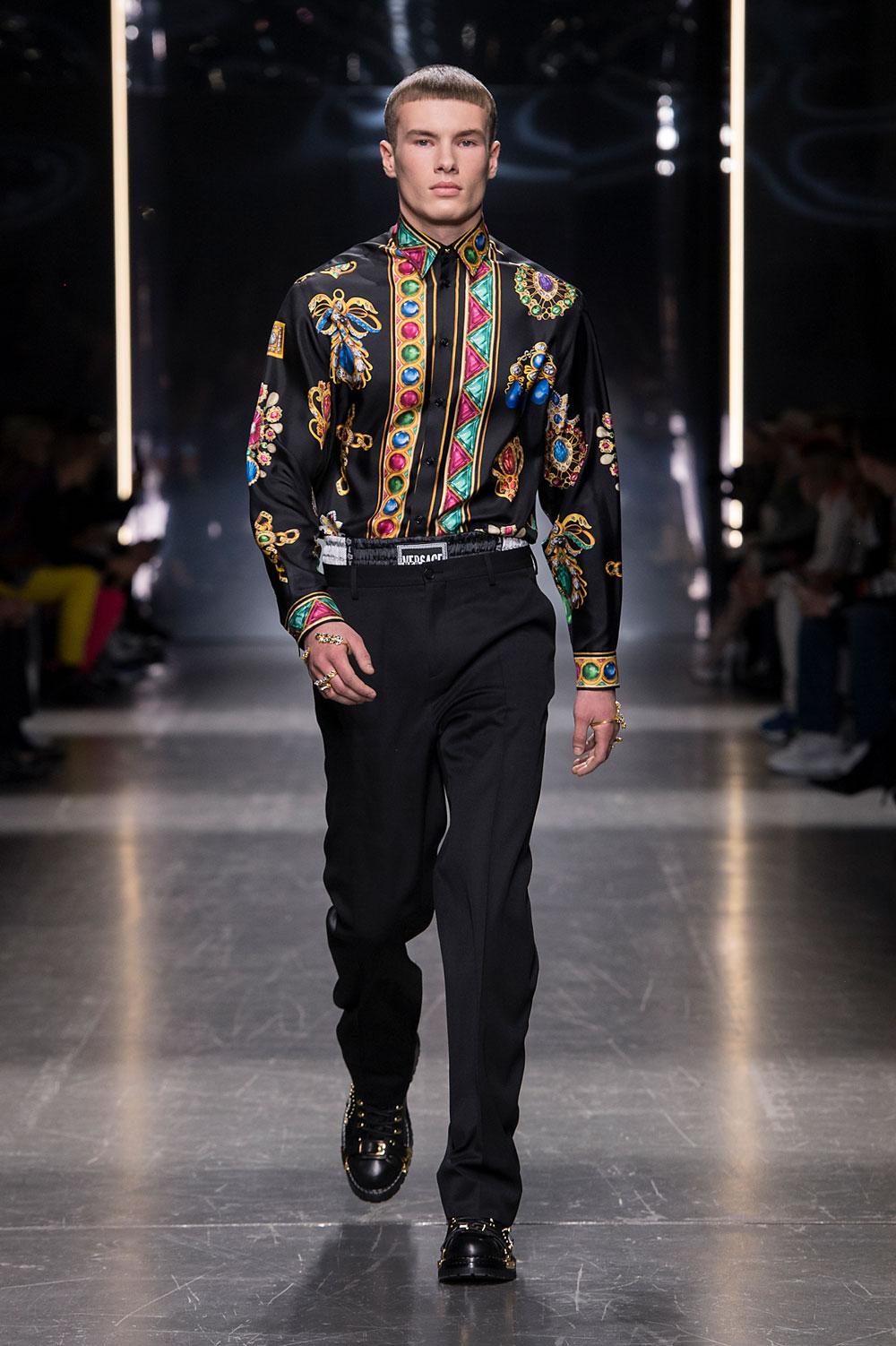 Milan Men's Fashion Week F/W 2019 Part 2 - Achtung