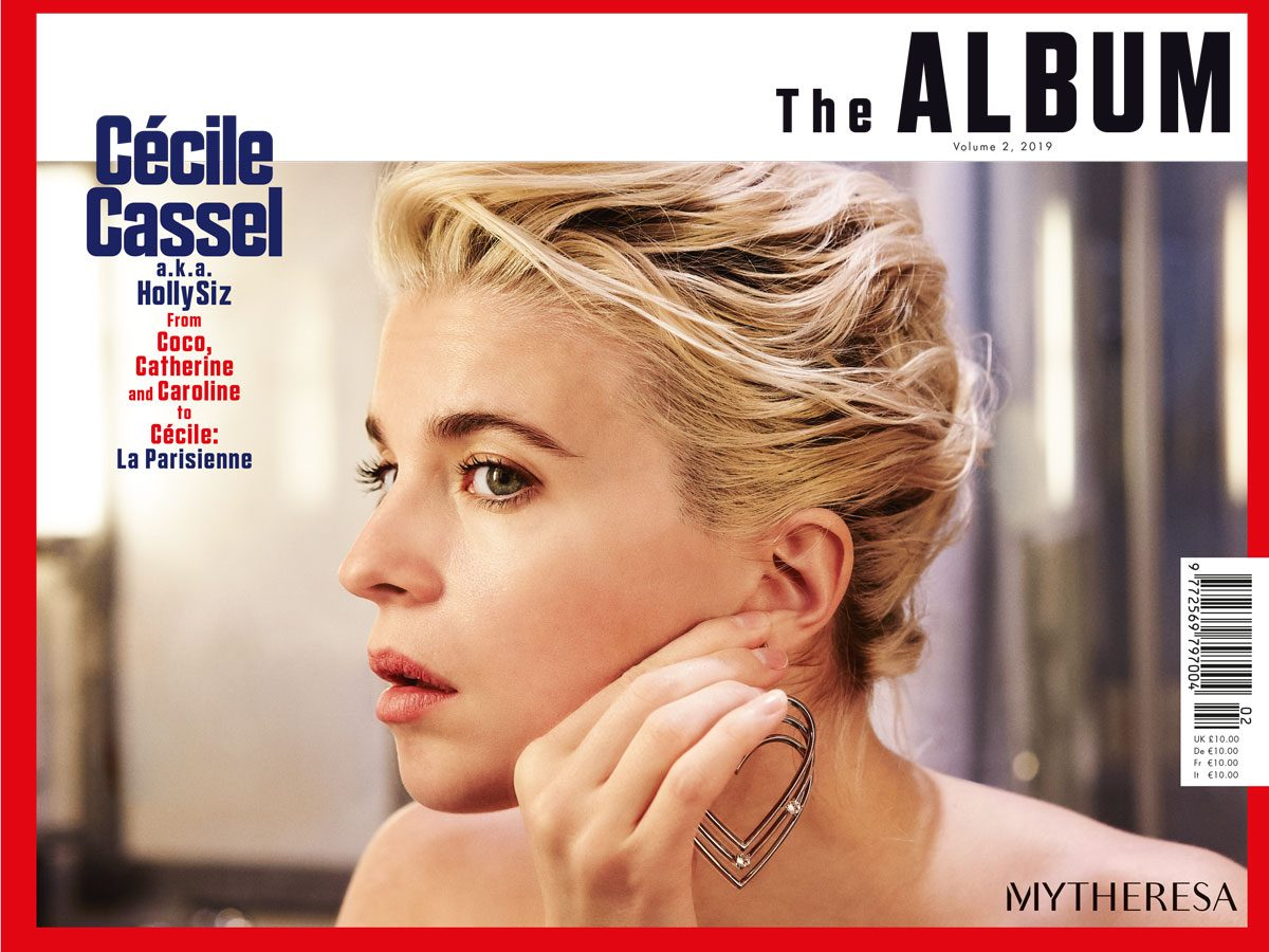 the album Cecile Cassel mytheresa