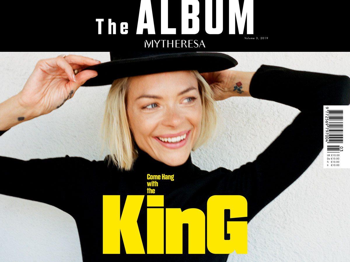 hat jaime king the album mytheresa