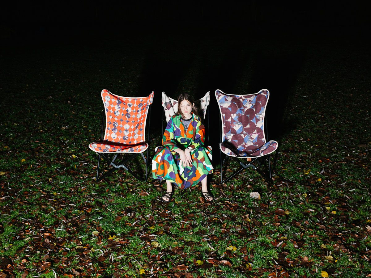 chairs model lawn