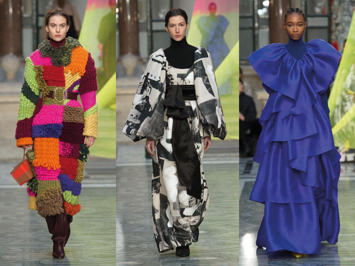 London Women Fashion Week Roksanda 2020