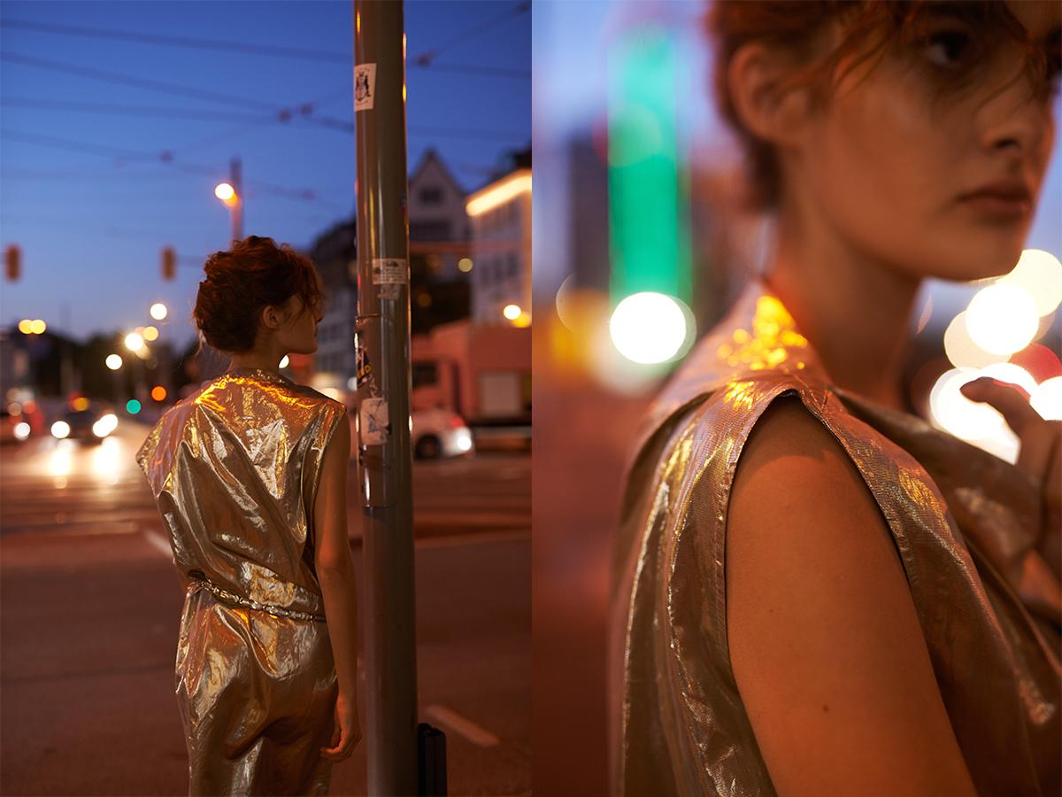 night streets model vintage
