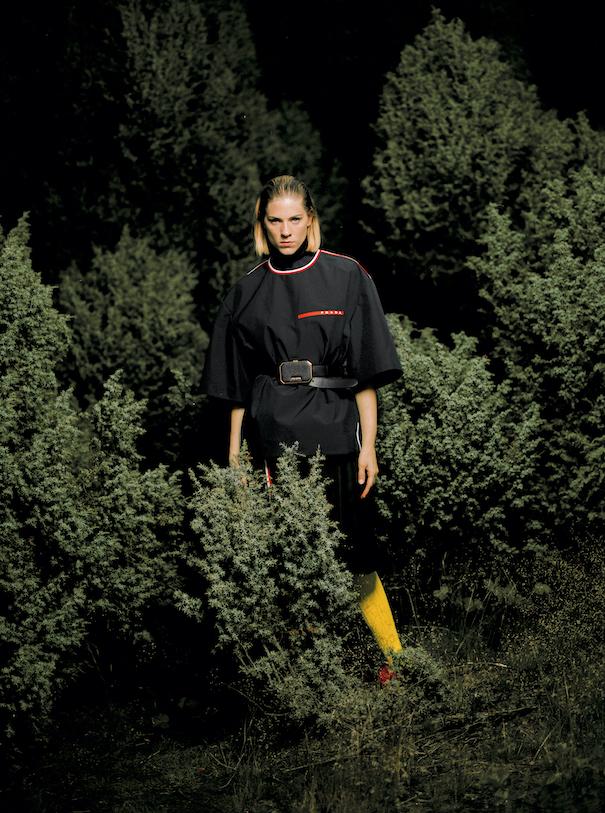 bush model woman