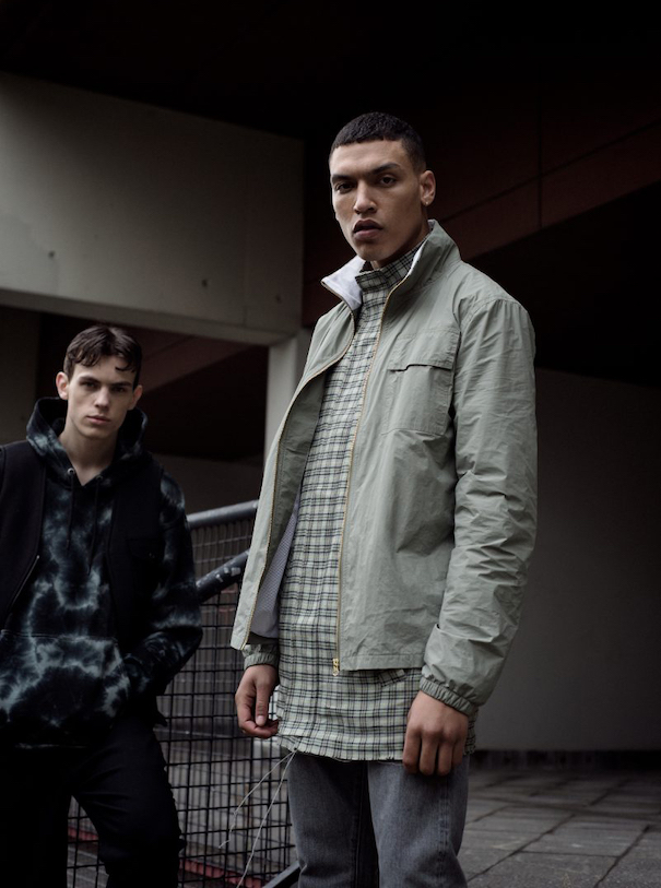 men two models