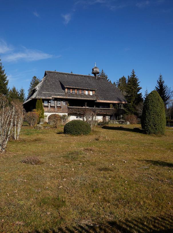 cottage huesli Schwarzwald