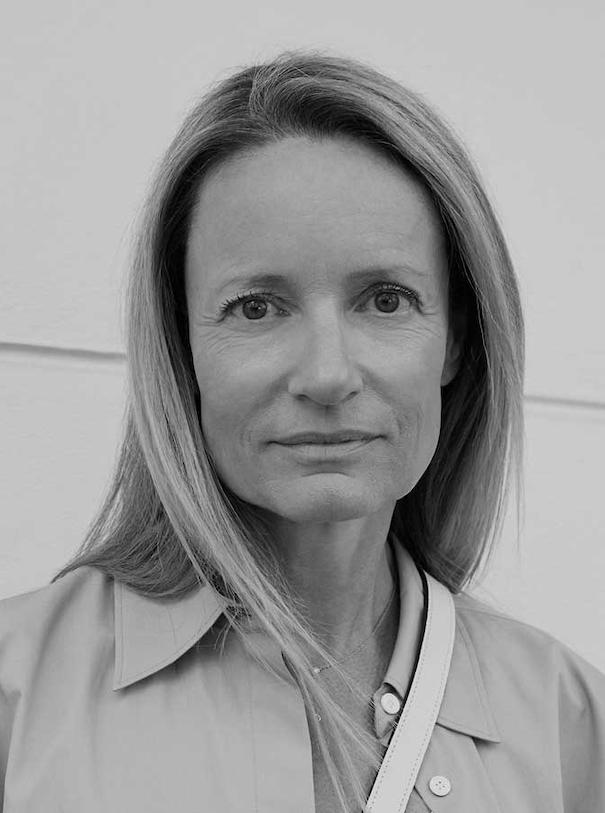 Tina Lutz Lutz Morris Portrait Black White