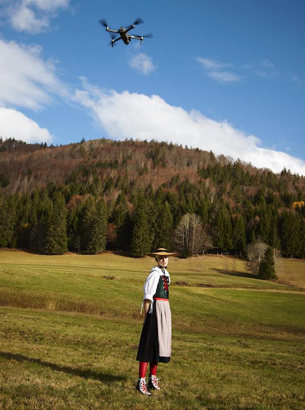 Haute Heritage Schwarzwald Tracht
