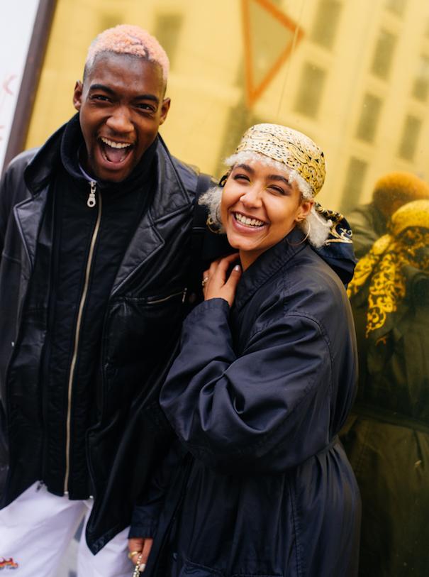 Streetwear Fashion Berlin Black Leather Jacket