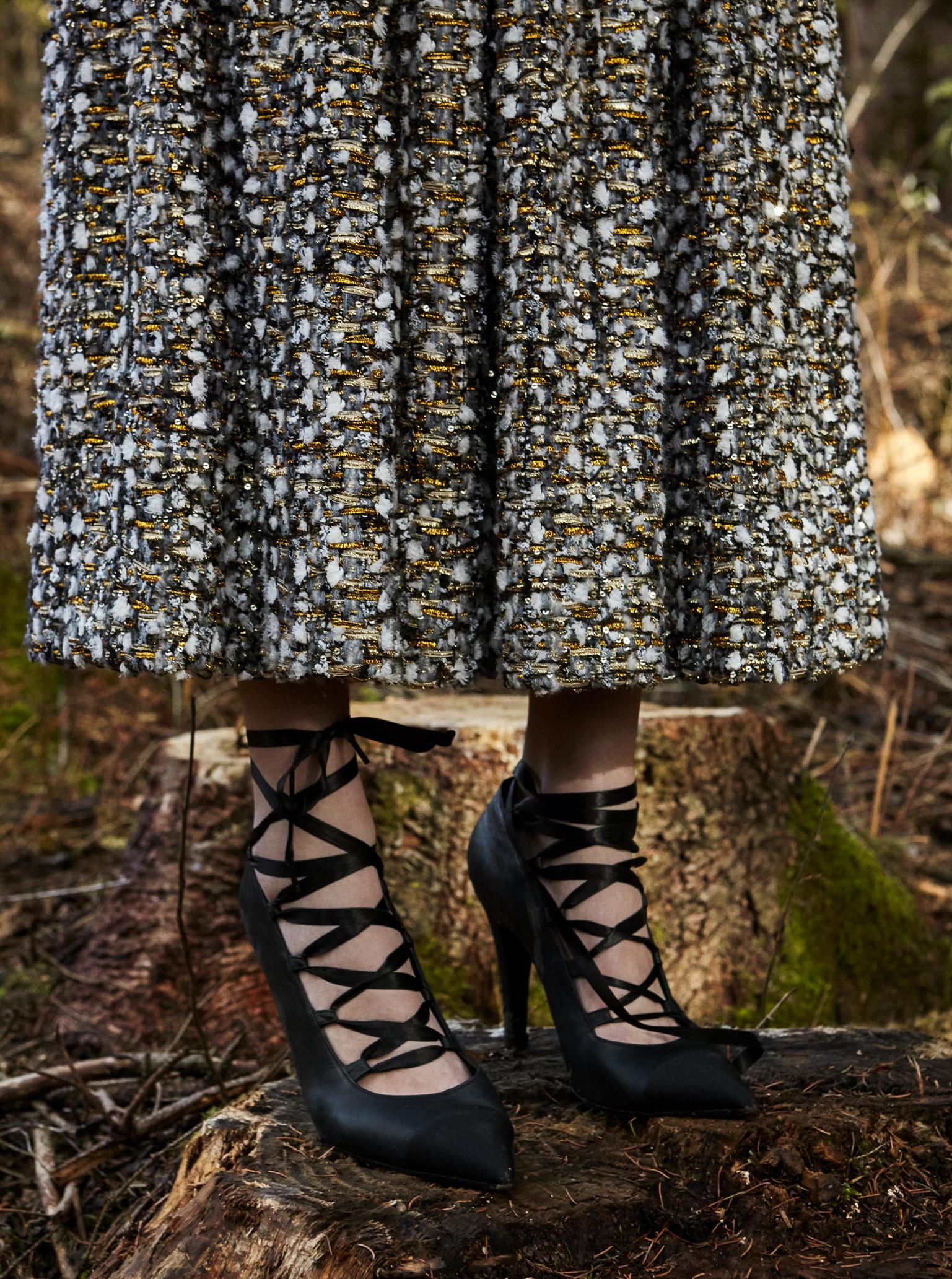 Chanel Haute Couture Virgine Viard Details