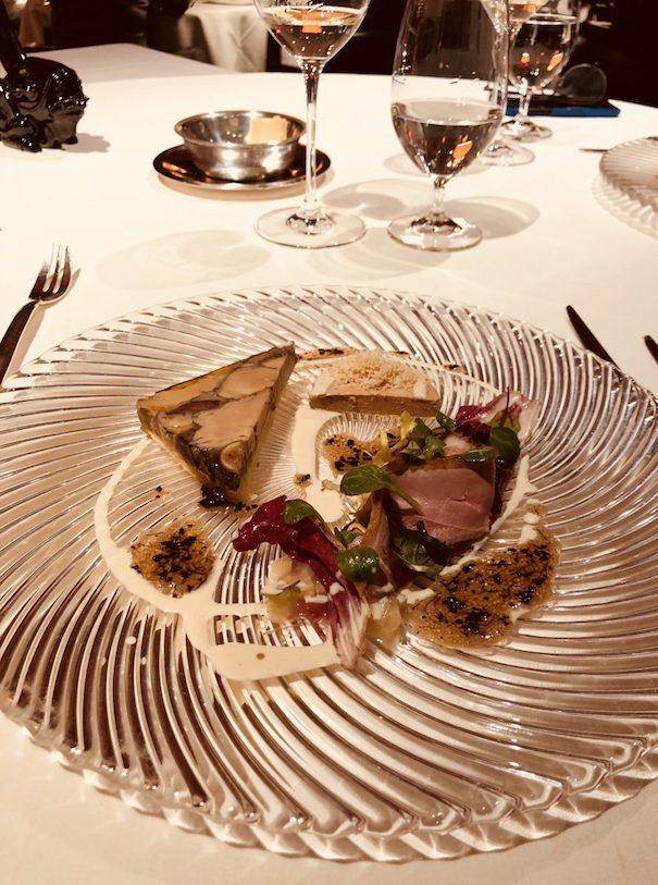 Fantastisches Essen Tantris München