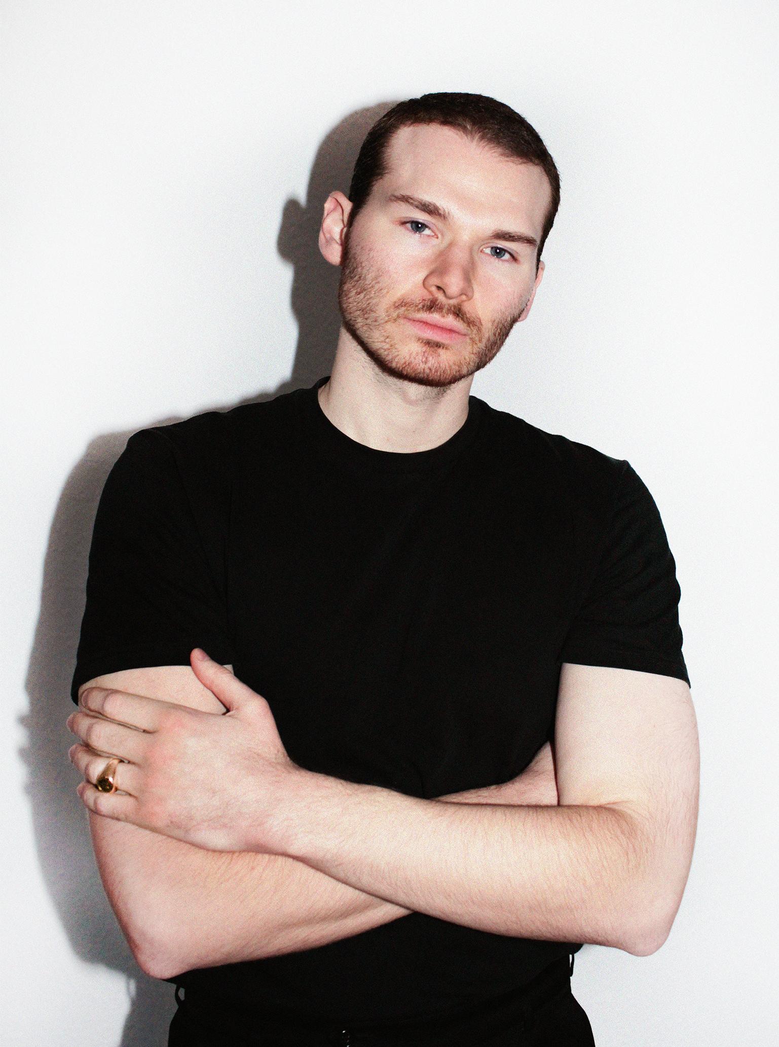 Designer Alexander Roys im Portrait