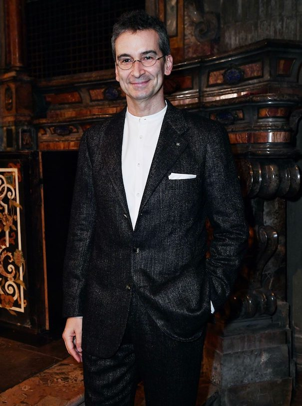 Yoox founder and Chairman and CEO of YNAP Federico Marchetti photo vogue