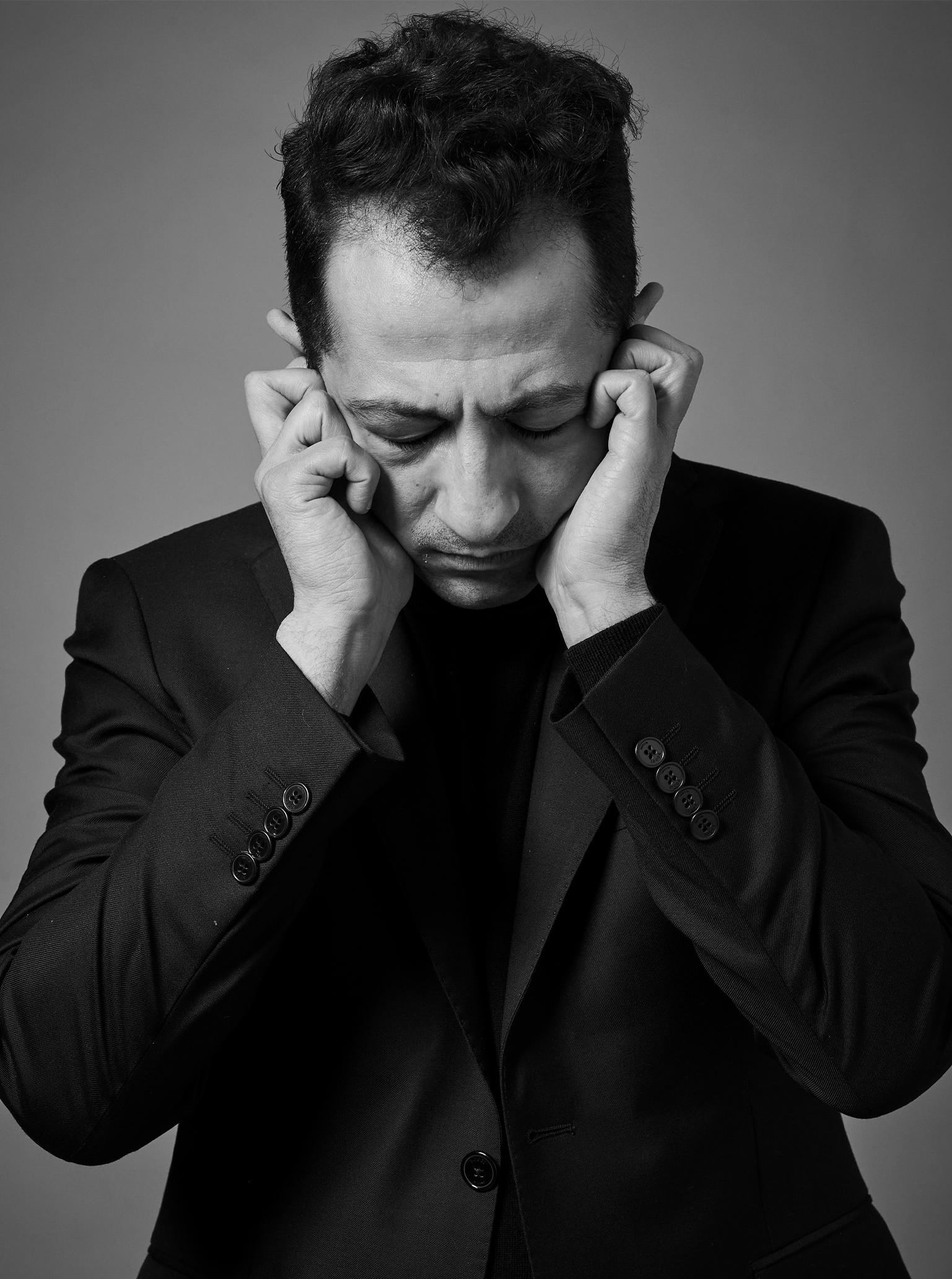Komponist Arash Safaian