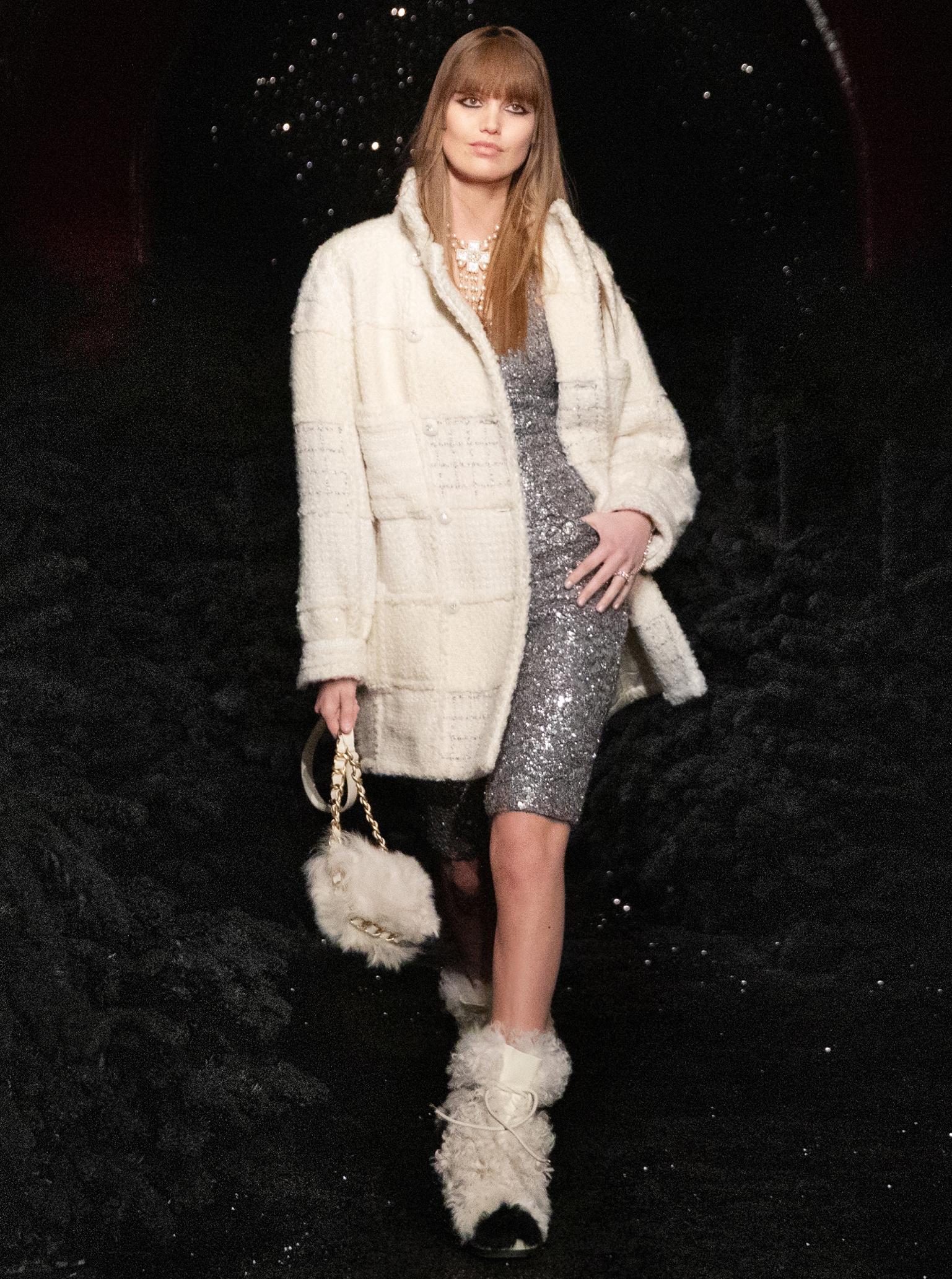 chanel paris fashion week fall winter 2021 digital