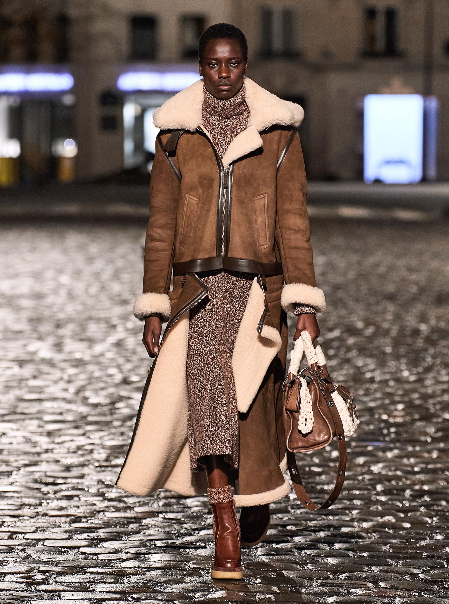 Paris fashion Chloe gabrieal hearst