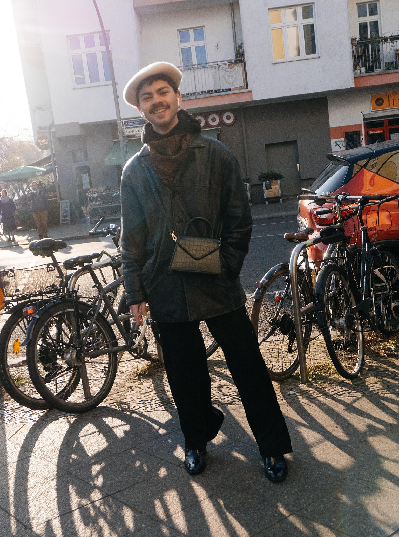 different era factor as seen in Berlin through Kuba Dabrowskis camera