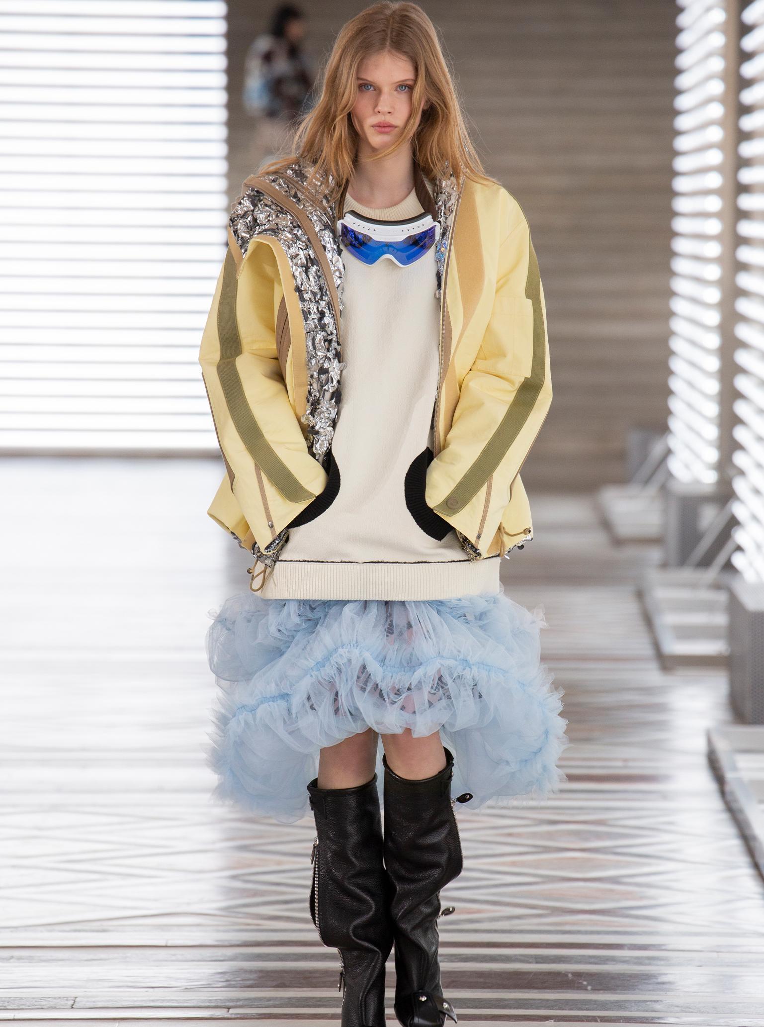 Louis Vuitton paris digital fashion week fall winter 2021