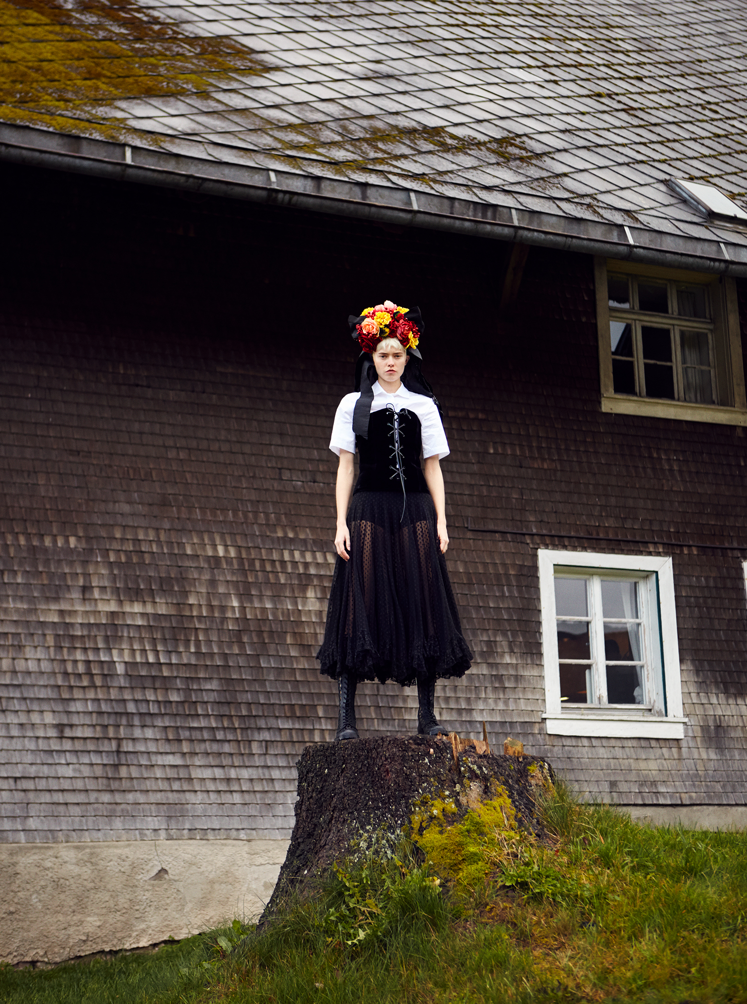 Tracht Dior Full Look